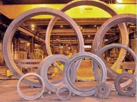 Custom Forging, Rings & Shapes